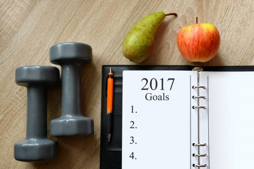 Healthy habits keep New Year Resolutions